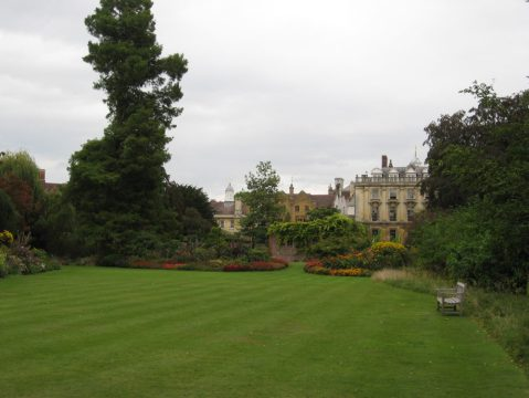 cabridge garden