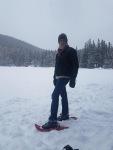 snowshoeing dec 2019